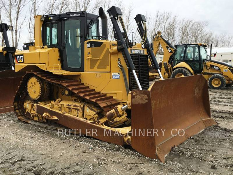 CATERPILLAR TRACTEURS SUR CHAINES D 6 T XL equipment  photo 2