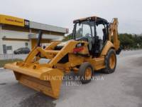 Equipment photo CATERPILLAR 416EST RETROEXCAVADORAS CARGADORAS 1