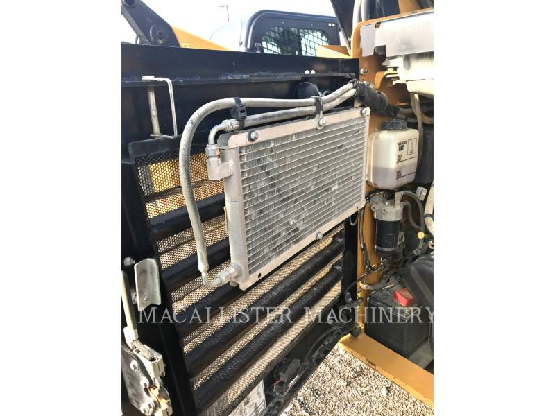 CATERPILLAR DELTALADER 289D equipment  photo 6