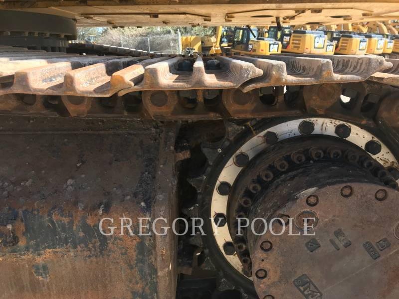 CATERPILLAR KETTEN-HYDRAULIKBAGGER 336EL equipment  photo 11