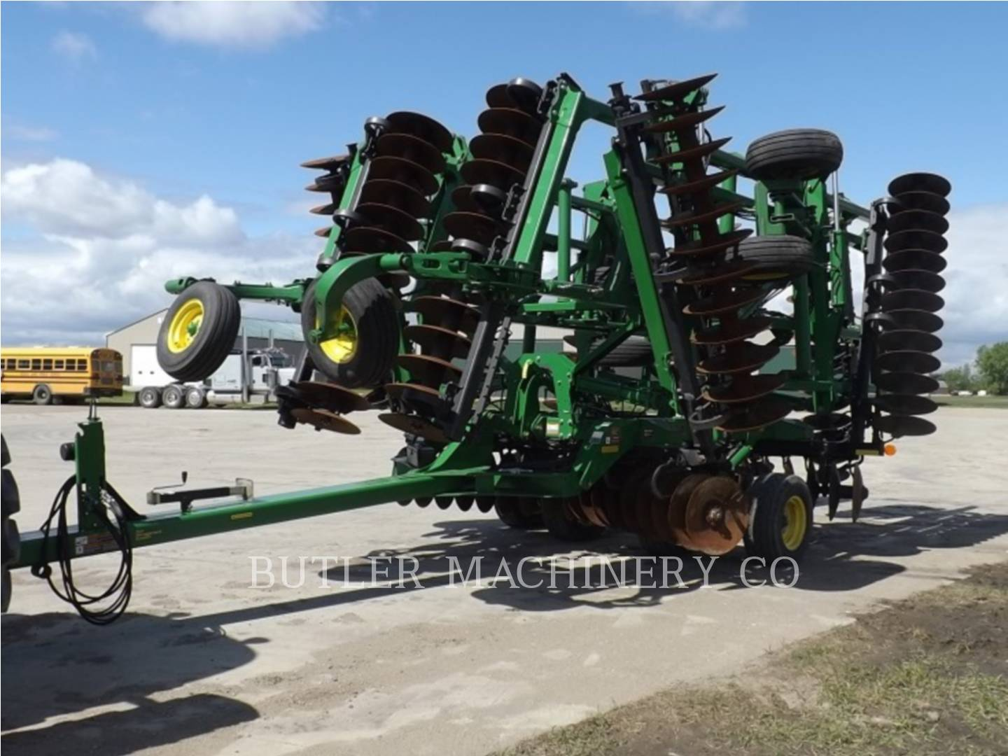 Detail photo of 2014 John Deere 2623 from Construction Equipment Guide