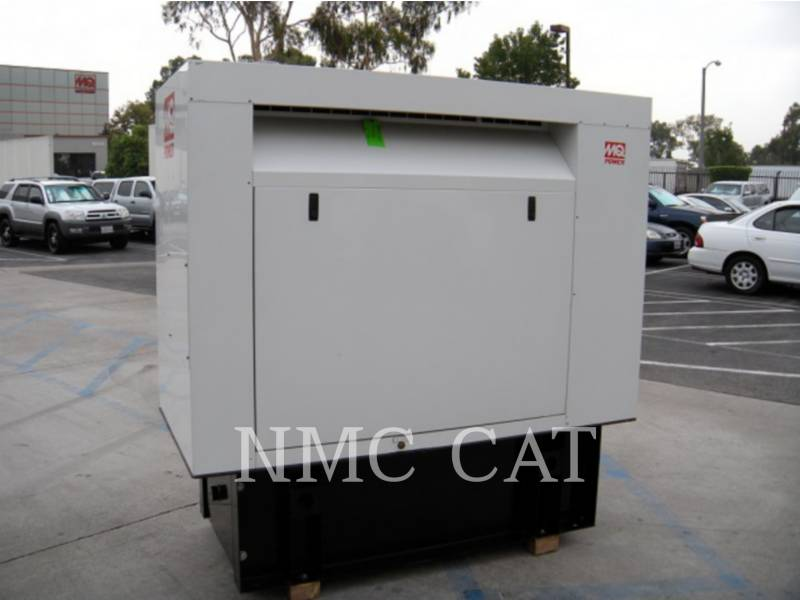 MULTIQUIP STATIONARY GENERATOR SETS MQ20 equipment  photo 1