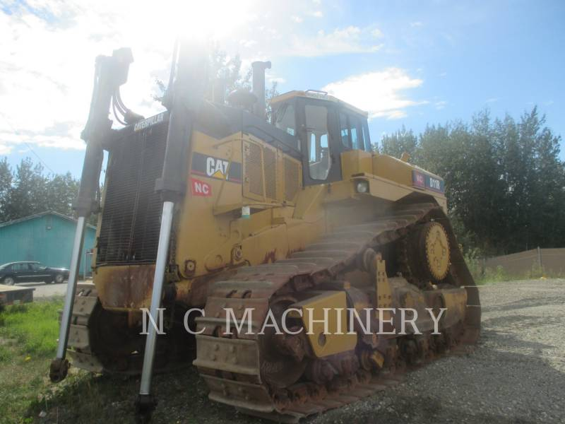 CATERPILLAR TRACK TYPE TRACTORS D11R equipment  photo 2