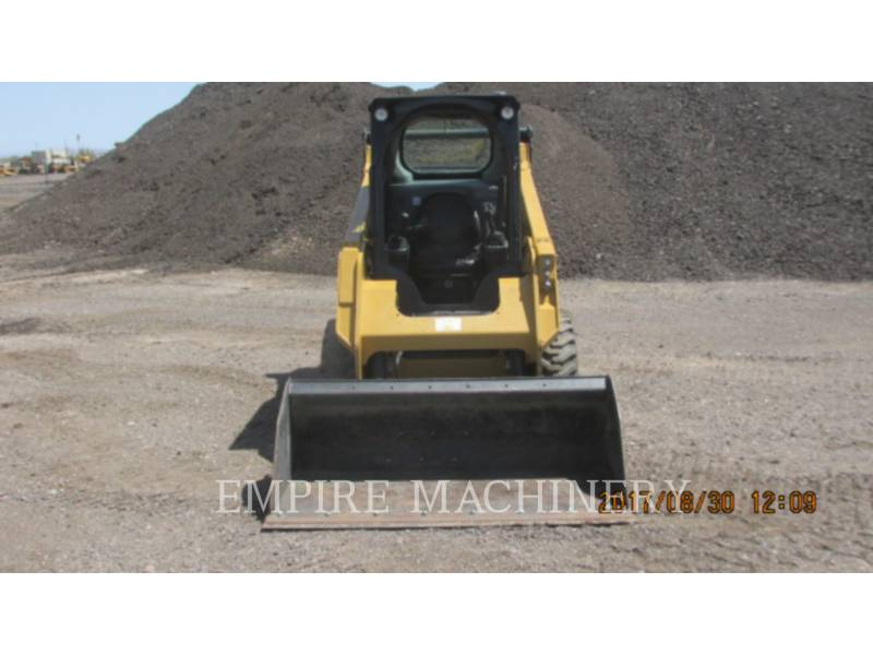 CATERPILLAR MINICARGADORAS 242D equipment  photo 8