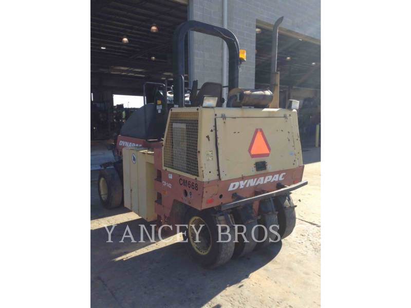 DYNAPAC COMPACTORS CP142 equipment  photo 3