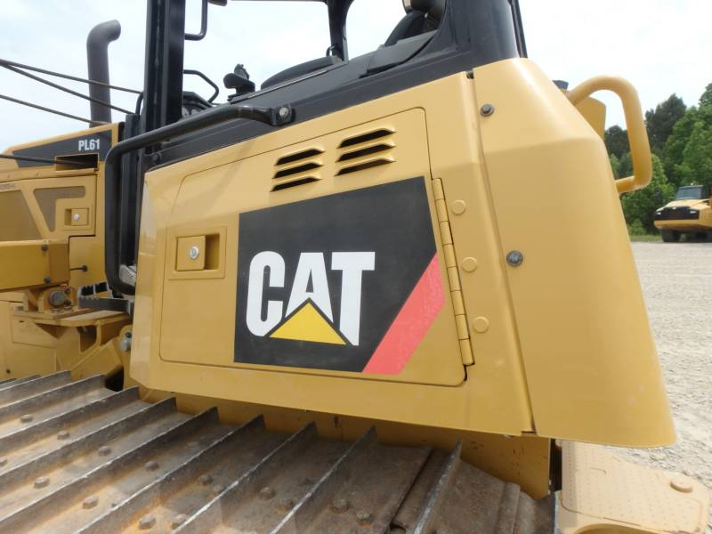 Caterpillar UTILAJE DE INSTALAT CONDUCTE PL61 equipment  photo 16