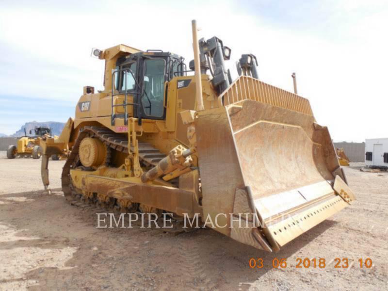 CATERPILLAR TRACTORES DE CADENAS D9T equipment  photo 1