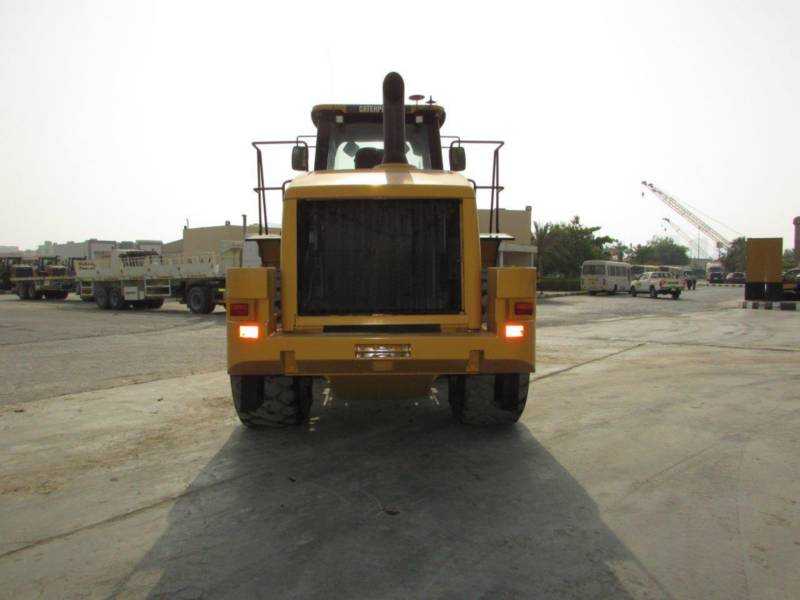 CATERPILLAR ホイール・ローダ/インテグレーテッド・ツールキャリヤ 966H equipment  photo 4