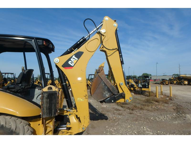 CATERPILLAR RETROEXCAVADORAS CARGADORAS 416FST equipment  photo 6