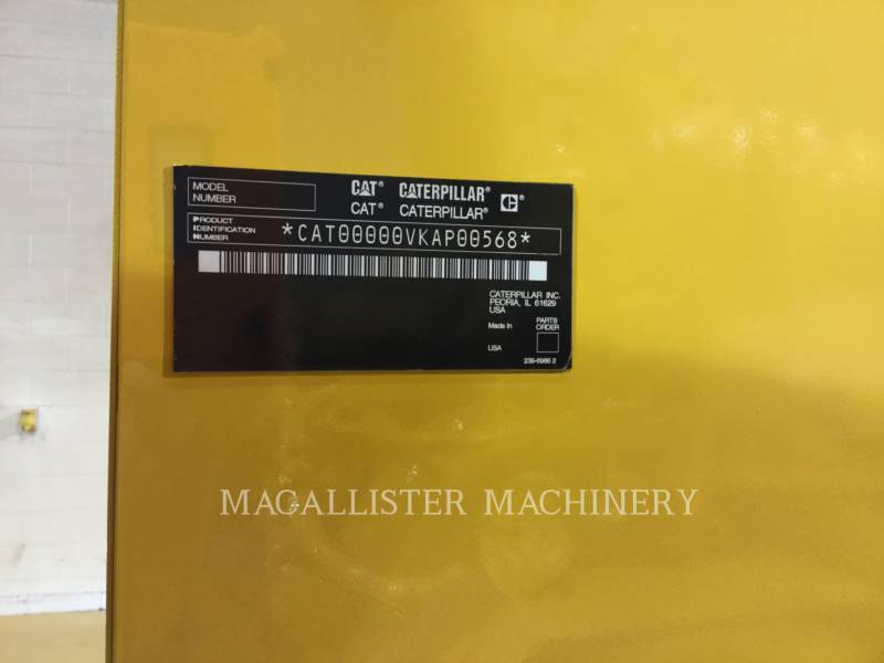 CATERPILLAR GRUPPI ELETTROGENI FISSI G3412 equipment  photo 7