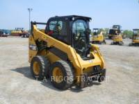 CATERPILLAR PALE COMPATTE SKID STEER 242D A equipment  photo 7
