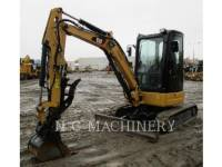 CATERPILLAR トラック油圧ショベル 303.5ECR equipment  photo 1