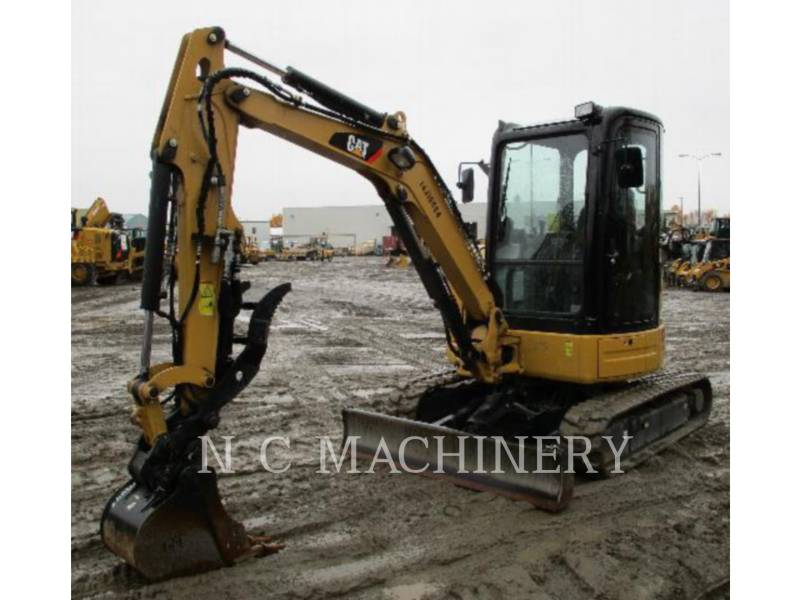 CATERPILLAR KETTEN-HYDRAULIKBAGGER 303.5ECRCB equipment  photo 1