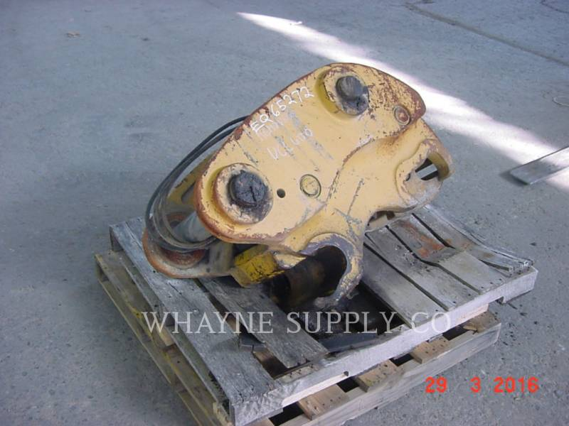 CATERPILLAR WT - QUICK COUPLER 330CL equipment  photo 1