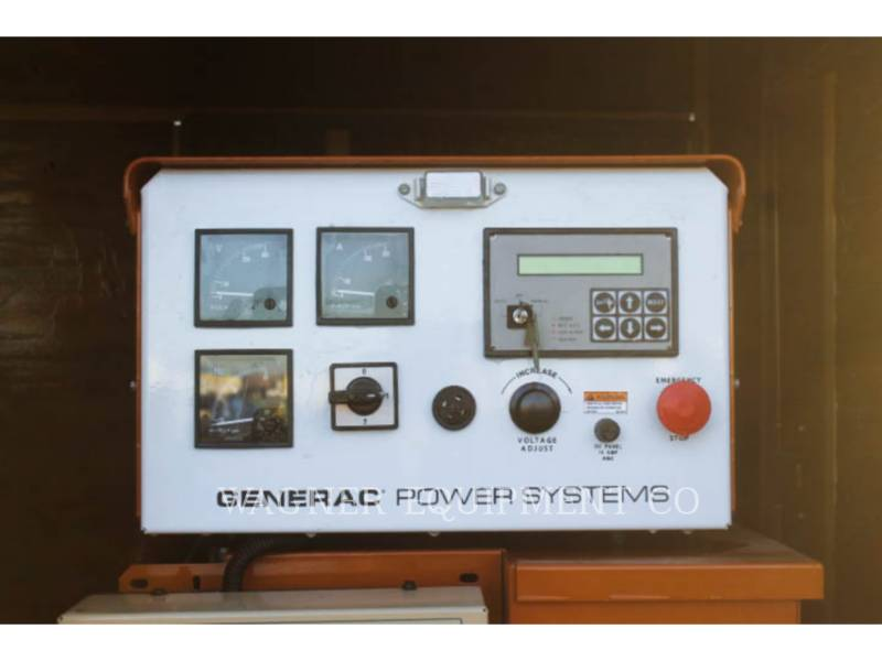 GENERAC FIXE - DIESEL (OBS) 60KW equipment  photo 3