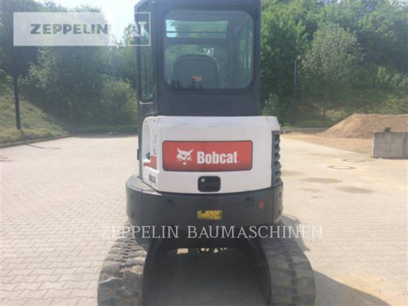 BOBCAT ESCAVADEIRAS E26 equipment  photo 3