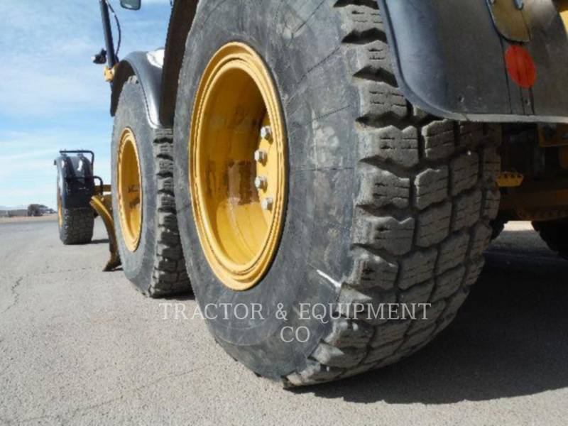 CATERPILLAR MOTONIVELADORAS 160M2 equipment  photo 10
