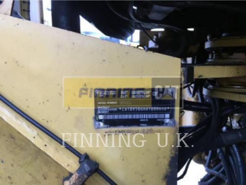 CATERPILLAR ホイール・ローダ/インテグレーテッド・ツールキャリヤ 950G II CC equipment  photo 7