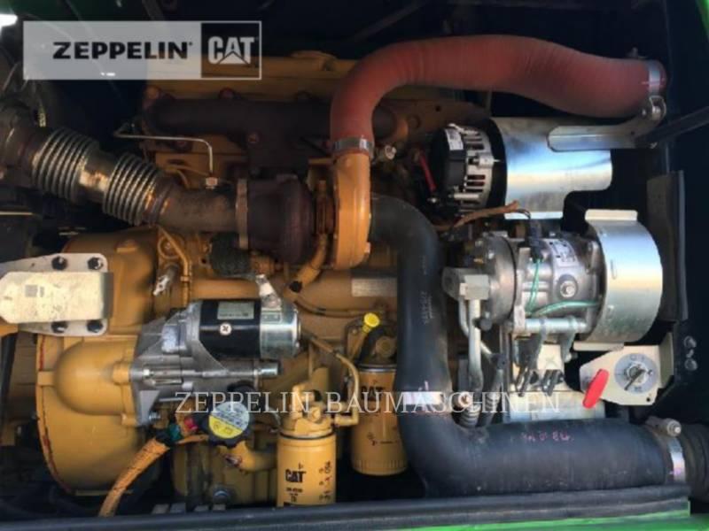 CATERPILLAR PELLES SUR PNEUS M313D equipment  photo 13