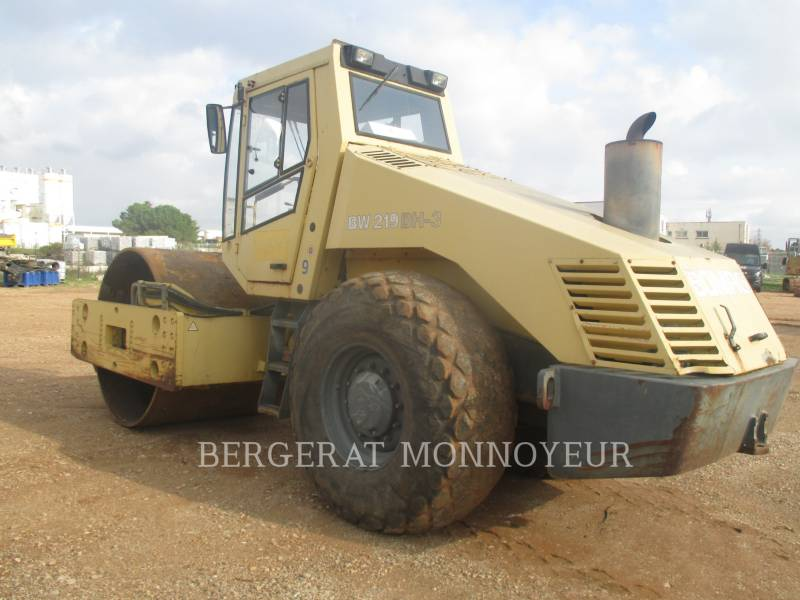 BOMAG COMPACTOREN BW219 equipment  photo 3
