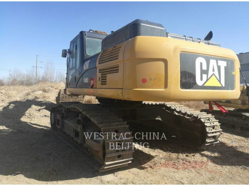 CATERPILLAR PELLES SUR CHAINES 340D2L equipment  photo 5