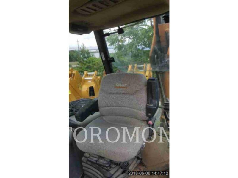 CASE/NEW HOLLAND BAGGERLADER 580SM equipment  photo 4