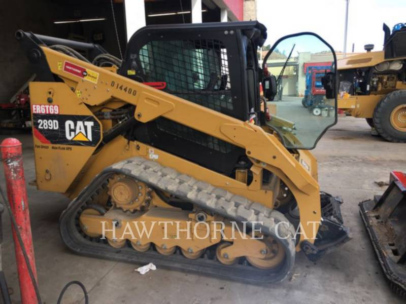CATERPILLAR MINICARGADORAS 289D equipment  photo 5