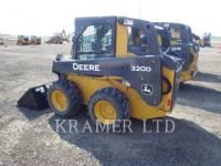 JOHN DEERE SCHRANKLADERS 320D equipment  photo 1