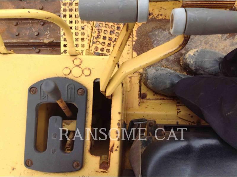 CATERPILLAR TRACK TYPE TRACTORS D5HII equipment  photo 7