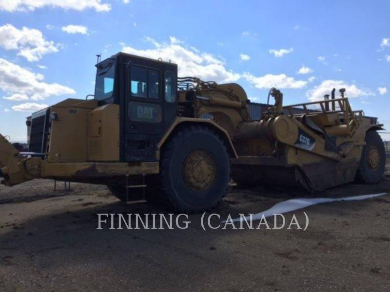 CATERPILLAR MOTOESCREPAS 637G equipment  photo 1
