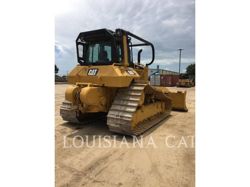 CATERPILLAR TRATORES DE ESTEIRAS D6NLGP equipment  photo 9