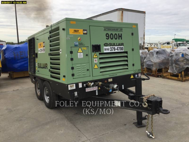 SULLAIR COMPRESSEUR A AIR 900HAF equipment  photo 1