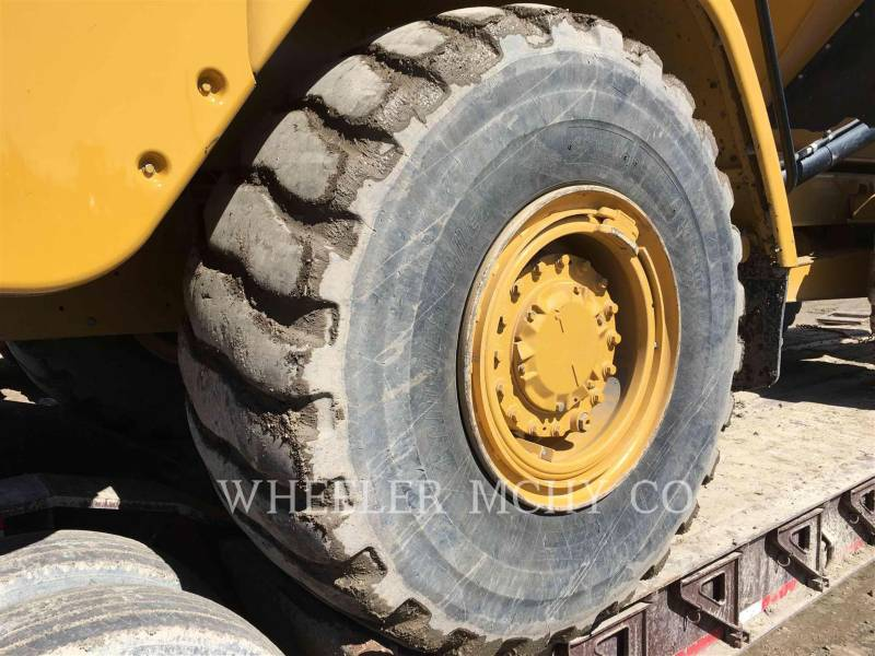 CATERPILLAR ARTICULATED TRUCKS 730 TG equipment  photo 6