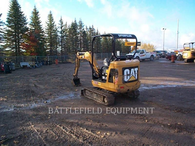 CATERPILLAR PELLES SUR CHAINES 301.8C equipment  photo 3