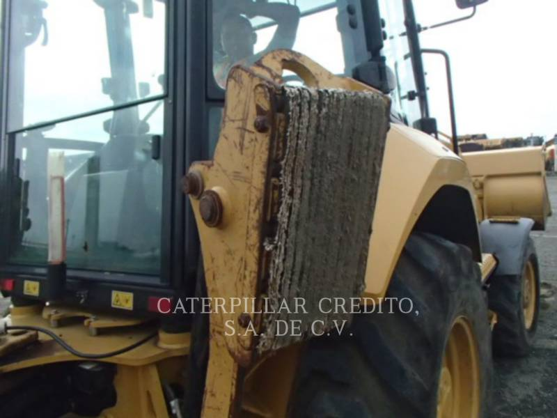CATERPILLAR RETROEXCAVADORAS CARGADORAS 416F2STLRC equipment  photo 12