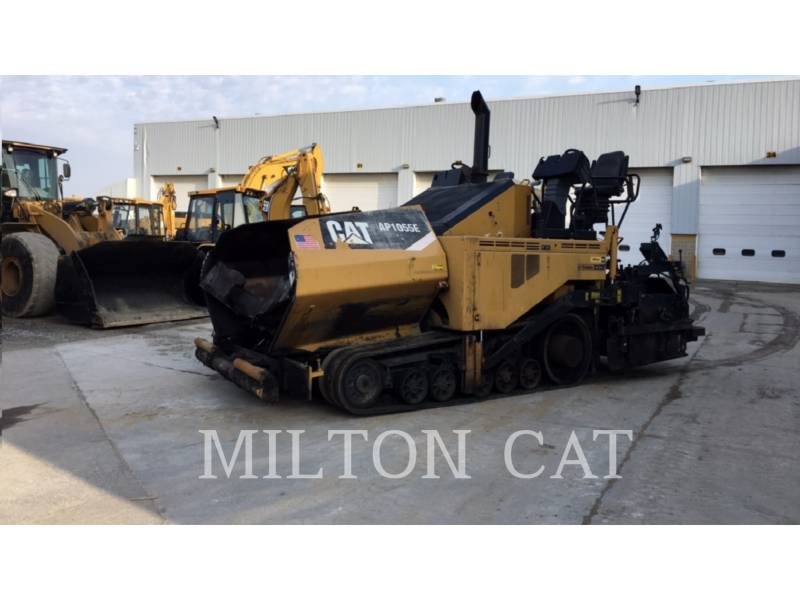 CATERPILLAR PAVIMENTADORA DE ASFALTO AP1055E equipment  photo 1