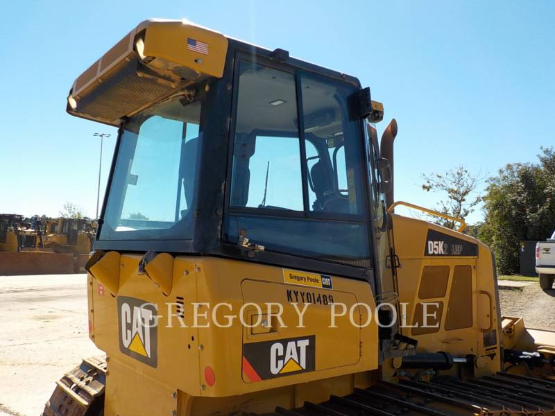 CATERPILLAR ブルドーザ D5K2LGP equipment  photo 12