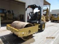 CATERPILLAR 振動シングル・ドラム・スムーズ CS44B equipment  photo 3