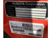 KUBOTA CORPORATION EXCAVADORAS DE CADENAS KX040-4 equipment  photo 21