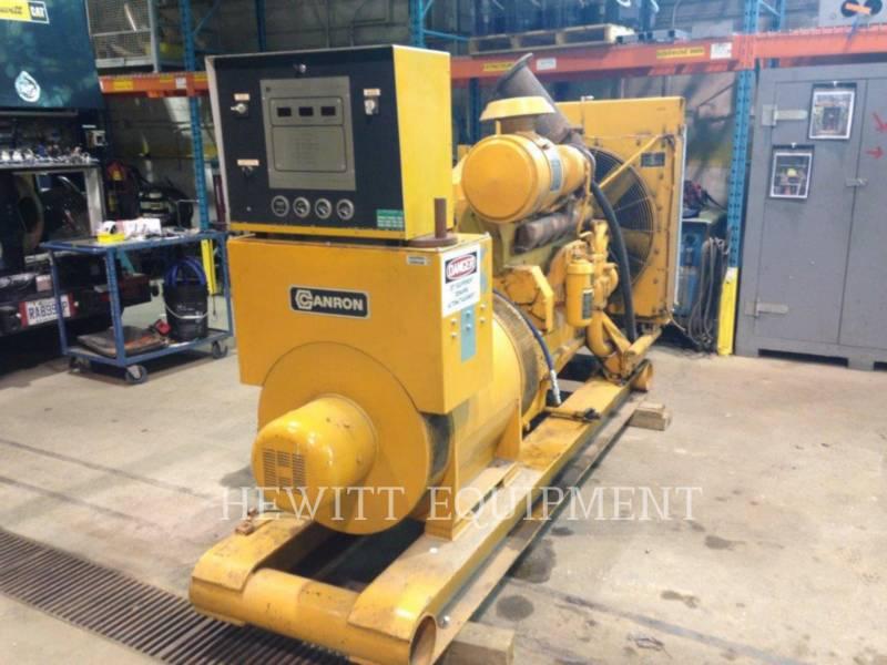 CATERPILLAR STATIONARY GENERATOR SETS D334, 200KW 600 VOLTS equipment  photo 1
