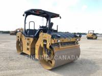 CATERPILLAR TAMBOR DOBLE VIBRATORIO ASFALTO CB64B equipment  photo 3
