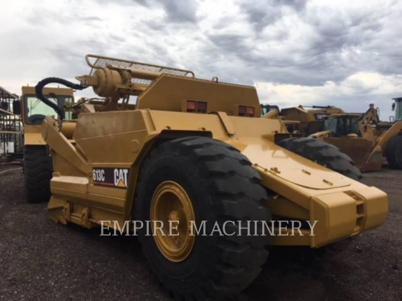 CATERPILLAR SCRAPER PER TRATTORI GOMMATI 613C equipment  photo 4