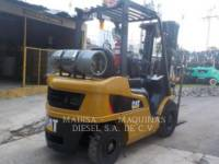 CATERPILLAR LIFT TRUCKS ELEVATOARE CU FURCĂ 2P5000 equipment  photo 3