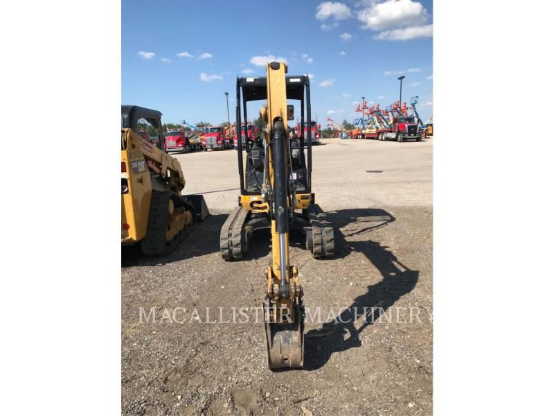 CATERPILLAR TRACK EXCAVATORS 302.4D equipment  photo 3