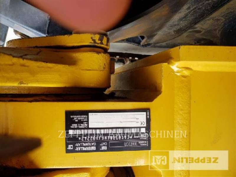 CATERPILLAR ESCAVATORI CINGOLATI 308E2CRSB equipment  photo 10