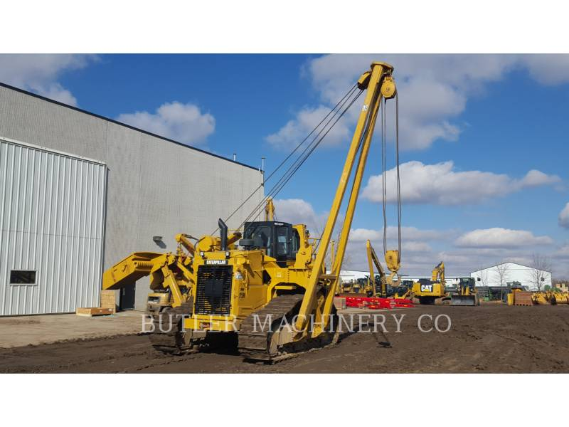 CATERPILLAR TIENDETUBOS 72H equipment  photo 1