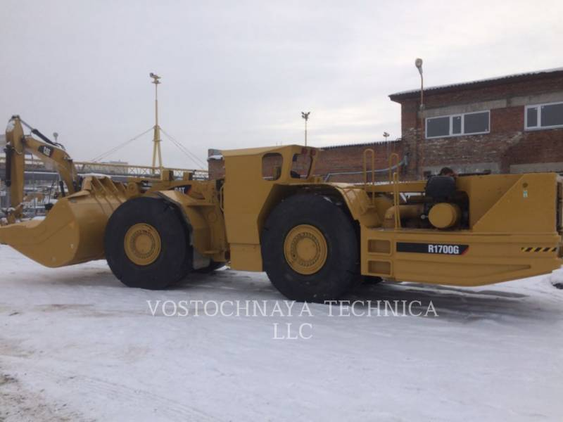Caterpillar ÎNCĂRCĂTOR MINIER SUBTERAN R 1700 G equipment  photo 1