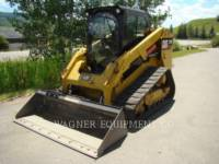 Equipment photo CATERPILLAR 279D PALE CINGOLATE MULTI TERRAIN 1