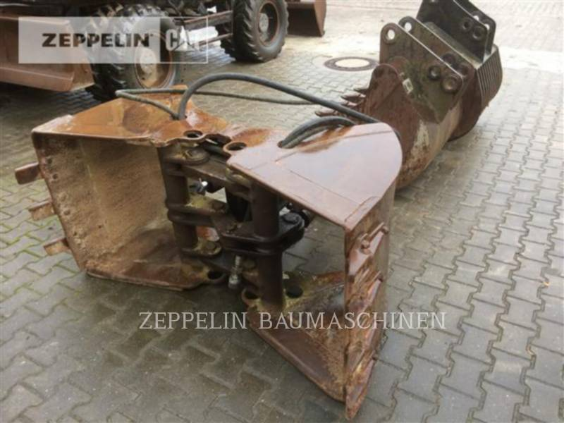 HYDRAULIK-GREIFER-TECHNOLOGIE-GMBH WT - GRAPPIN ZZ4 800mm/480l equipment  photo 2