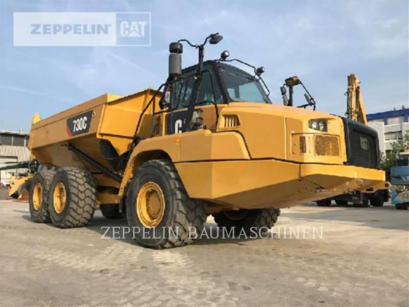 CATERPILLAR MULDENKIPPER 730C equipment  photo 3